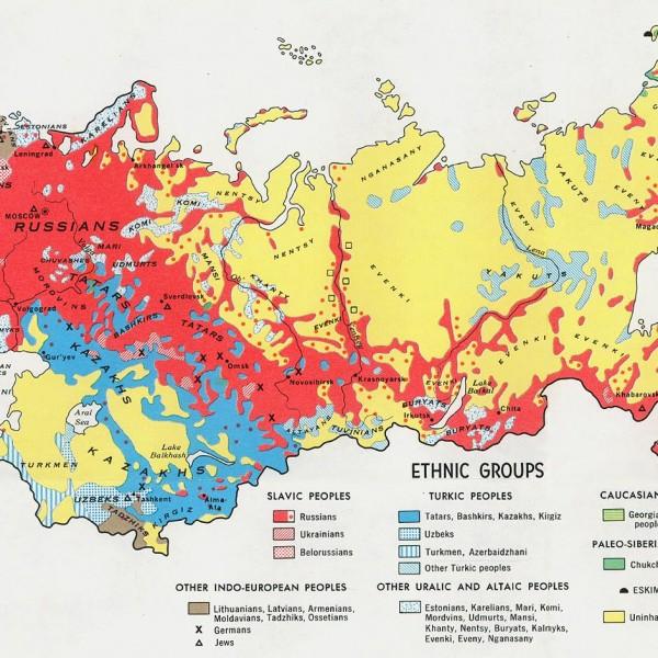 Russian Ethnic Groups